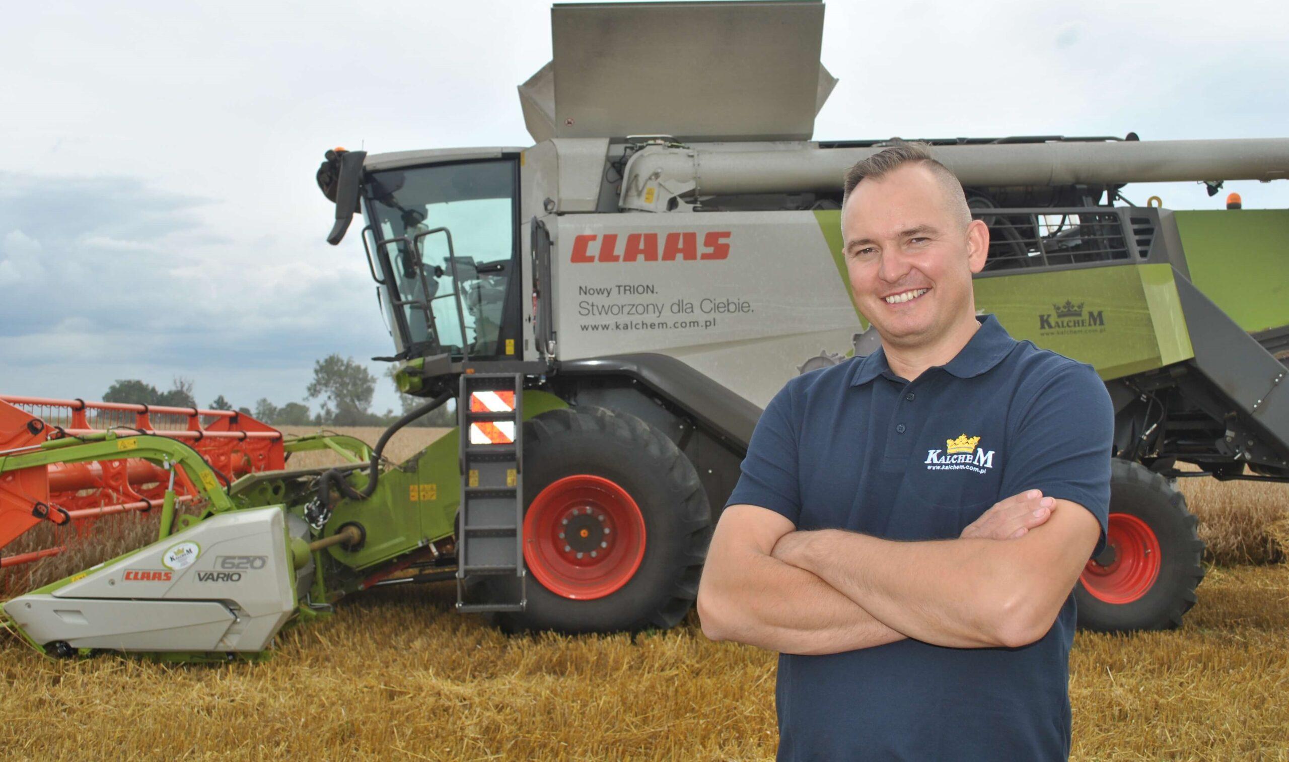 Skorzystaj z pomocy naszego specjalisty od rolnictwa precyzyjnego